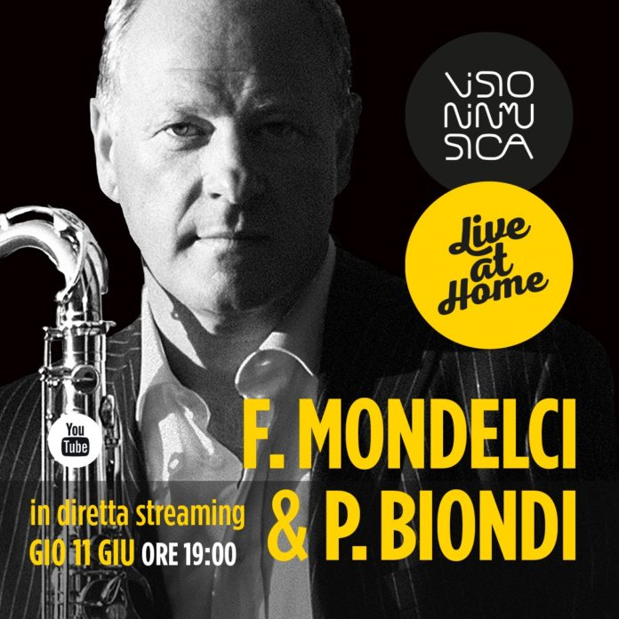 Federico Mondelci e Paolo Biondi Live At Home