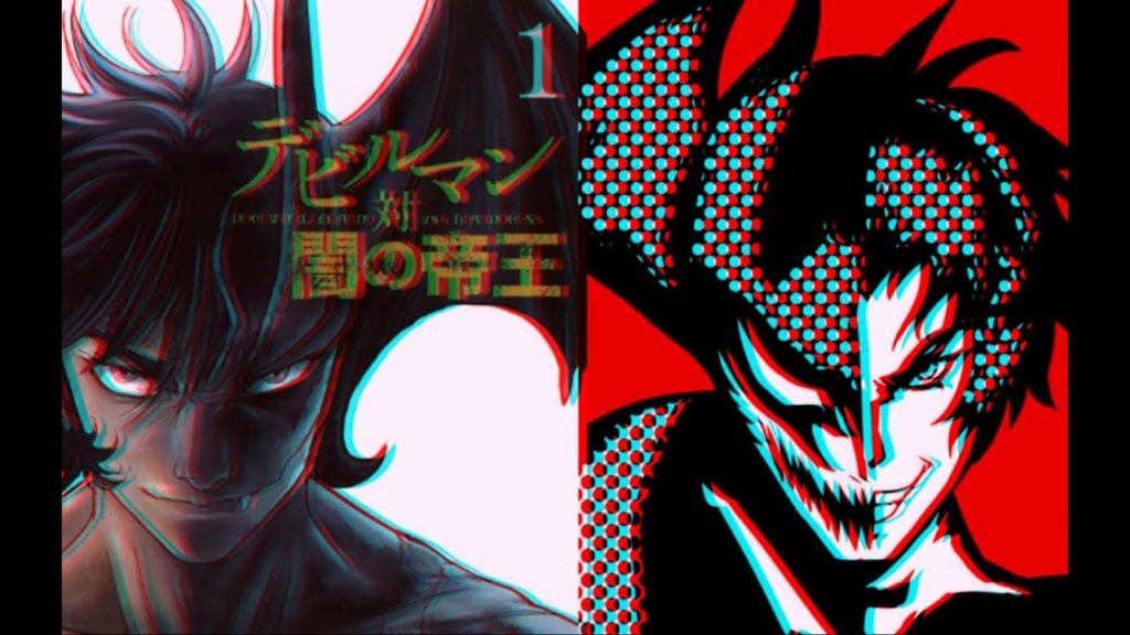 Devilman e Devilman Crybaby, Oriente a ruota libera