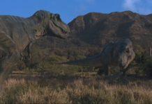 the lost dinosaurus