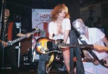 La band punk Plasmatics