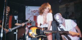 La band punk Plasmatics