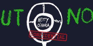 Copertina di Hetty O'Hara Confidential di Elvis Costello