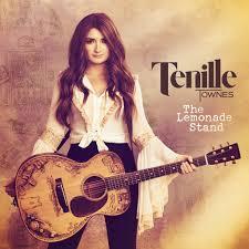 Copertina del disco Tenille TownesThe Lemonade Stand