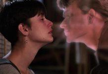 Ghost una scena del film d'amore