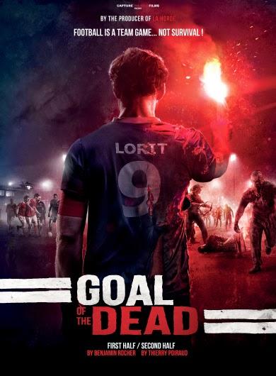 Goal of the Dead: un film horror sviluppato in un campo da c