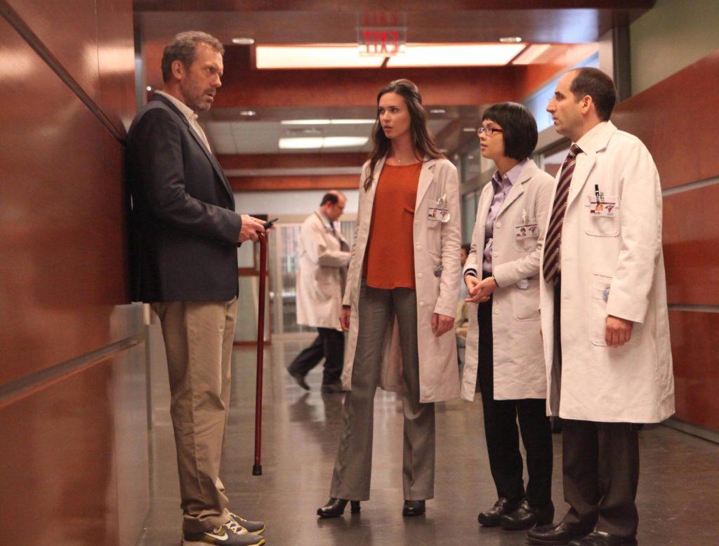 Team dell'ottava stagione di Dr House.