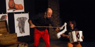 """Faber Teater e """"Il Baule degli Animali"""" - articolo di Loredana Carena"""