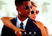 Locandina di Focus film con will smith