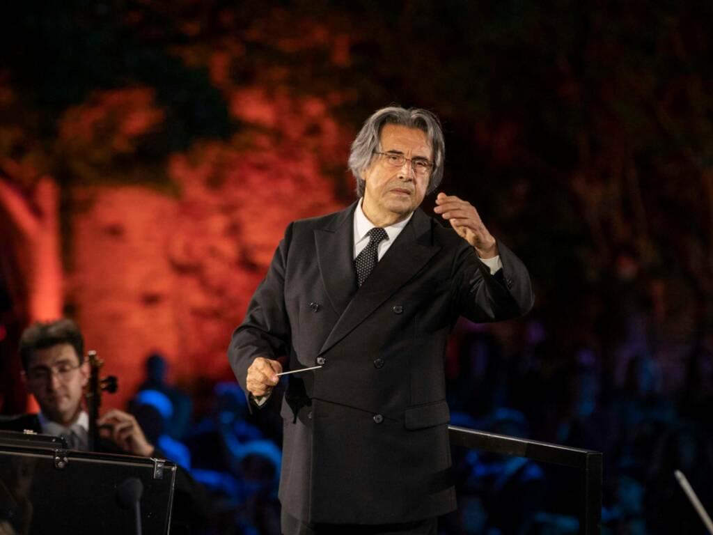Riccardo Muti e l'arte di orchestrare