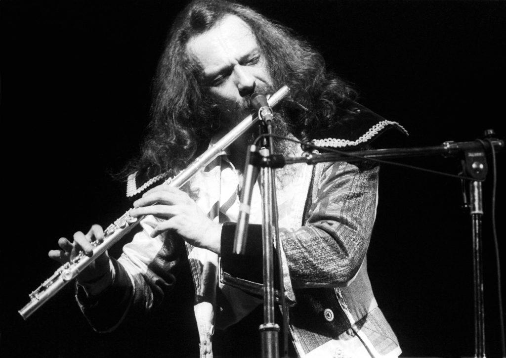 Ian Anderson il flauto di Dio