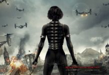resident evil- retribution