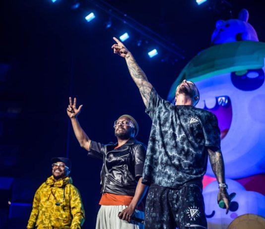 I Black Eyed Peas, formazione corrente