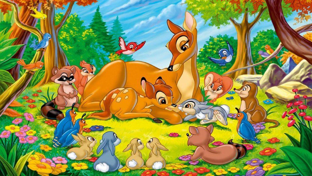 """""""Bambi"""":78 anni dal debutto del grande classico della Disney"""