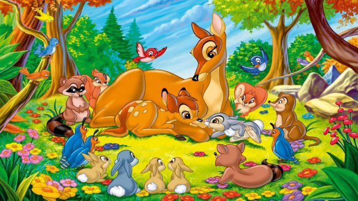 Bambi - disney