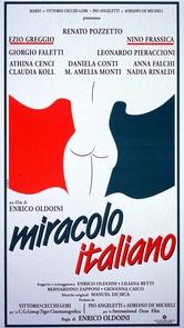 Miracolo Italiano: Recensione, Trama, Cast