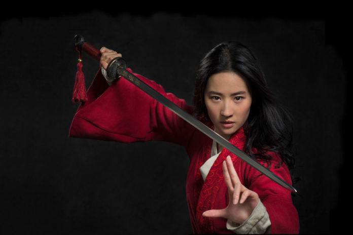 Live action di Mulan