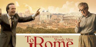 Locandina To Rome With Love di Woody Allen