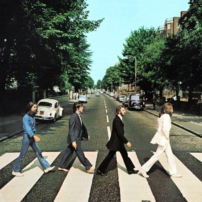 copertina dell'album Abbey Road