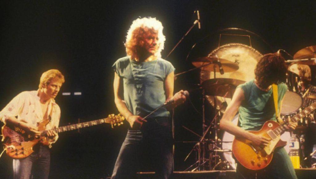 7 agosto 1979: i Led Zeppelin suonano per l'ultima volta