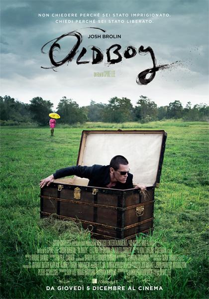 Oldboy: Recensione, Trama, Cast