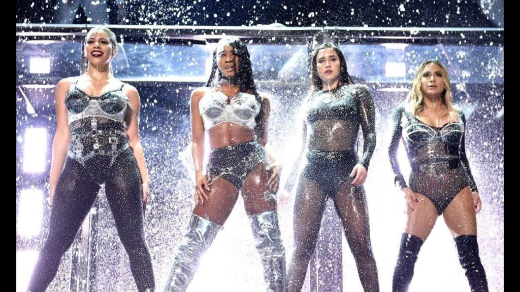 Le Fifth Harmony in concerto ai VMA nel 2017