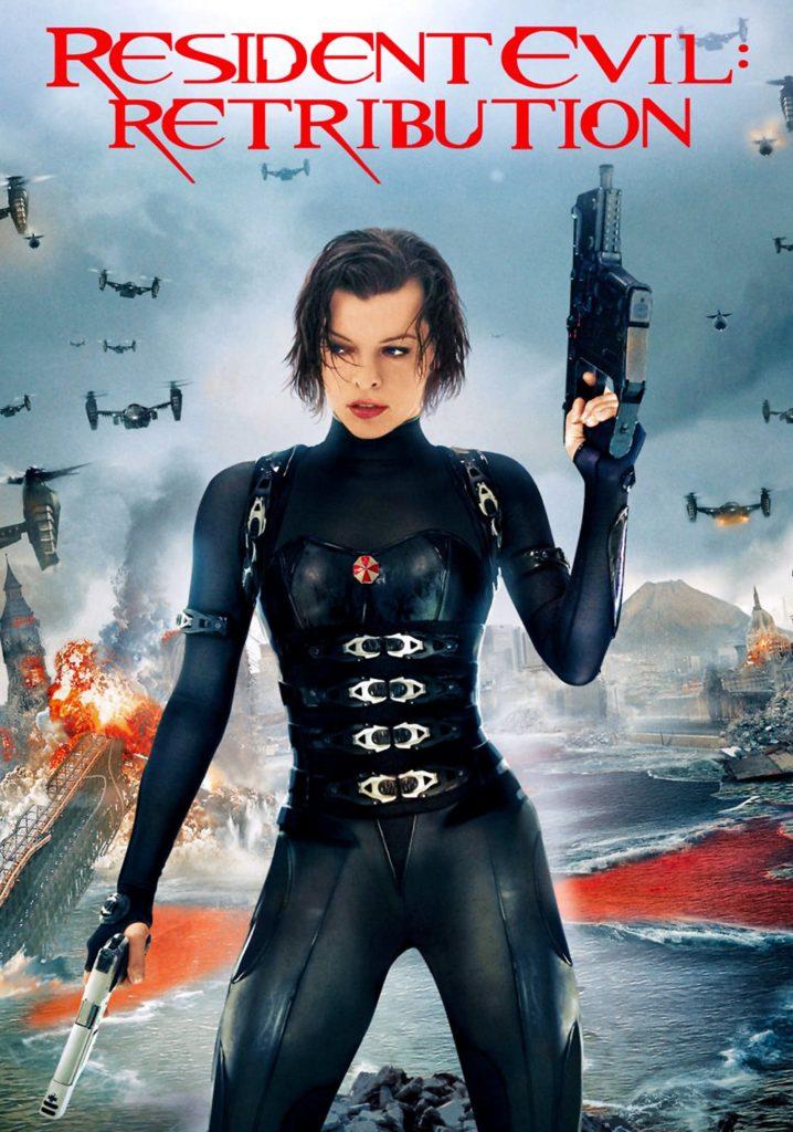 Resident Evil  Retribution: Recensione, Trama, Cast