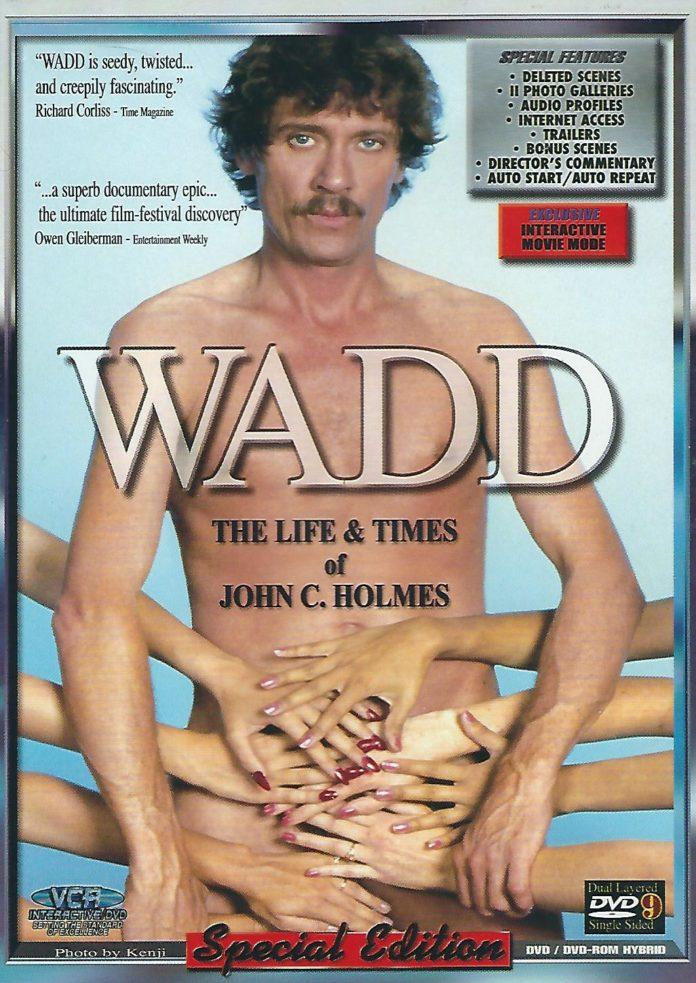 Cover di Wadd il docufilm su John Holmes