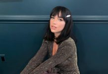 Dua Lipa nel video di DUA LIPA Has 'New Rules' For COVID Dating