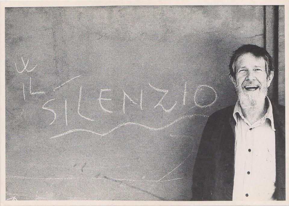 John Cage silenzio