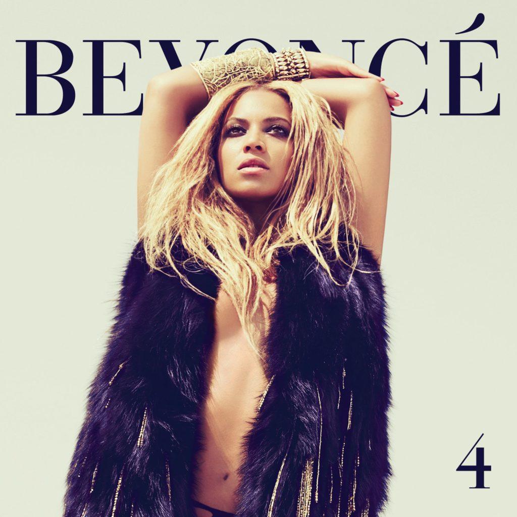 Copertina di 4 di Beyoncé Knowles