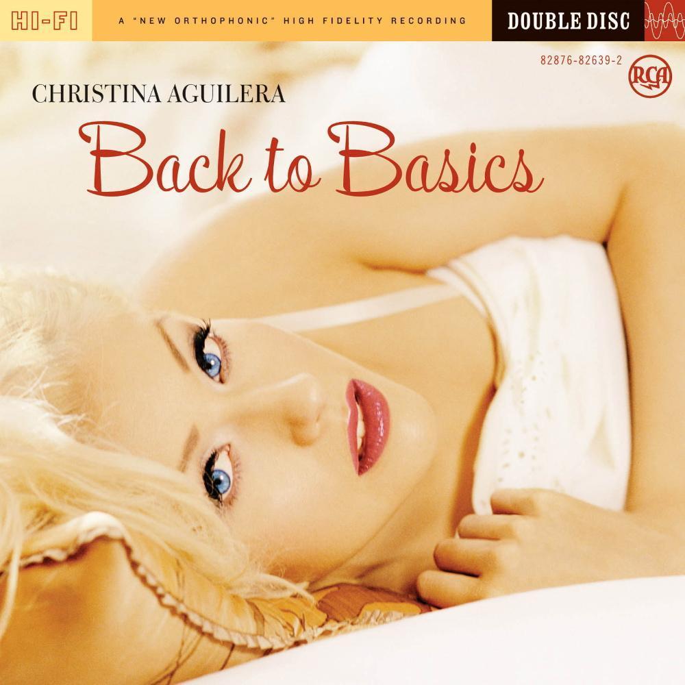 Back To Basics di Christina Aguilera