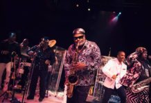 Ronald Bell in concerto