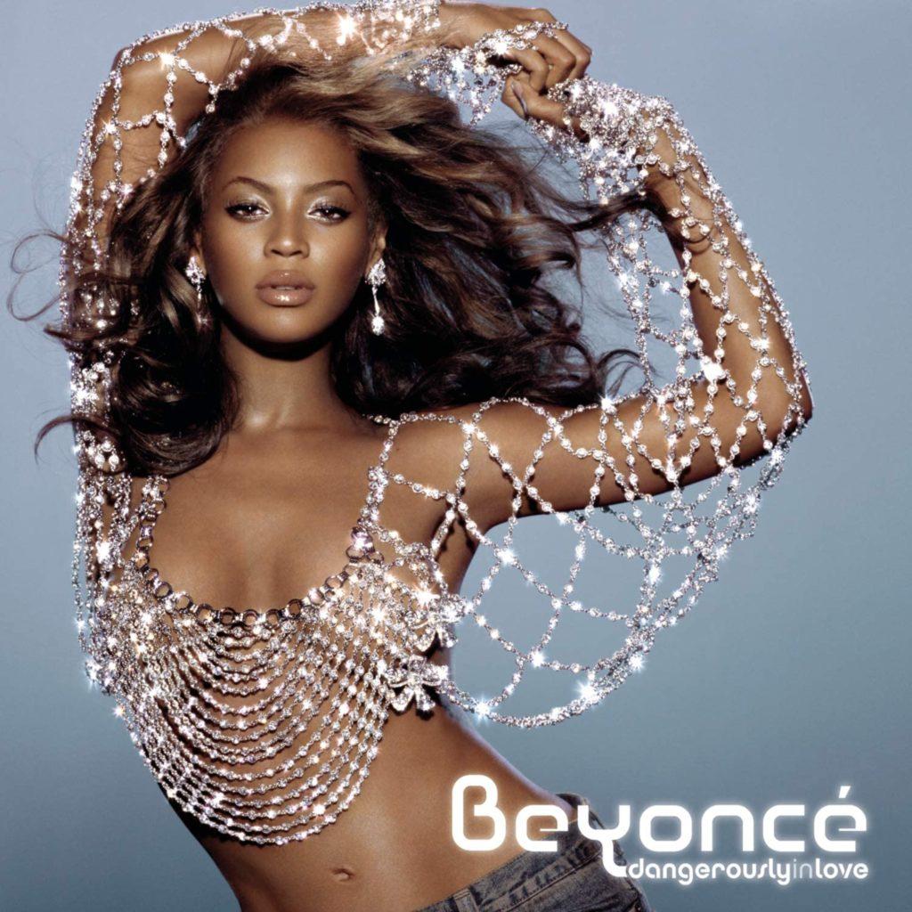 Copertina di Dangerously In Love di Beyoncè Knowles