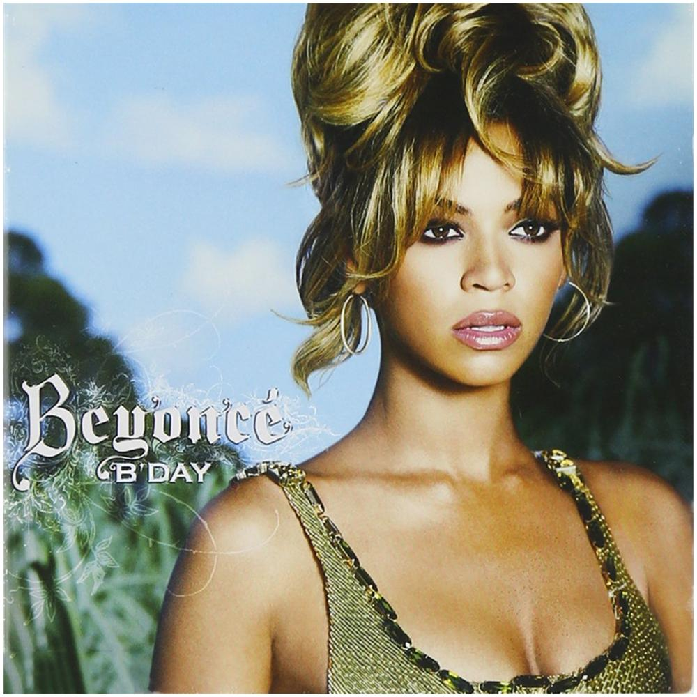 Copertina di B'Day di Beyoncé Knowles