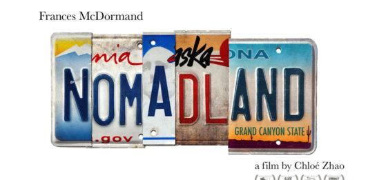 locandina nomadland