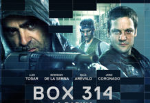 locandina Box 314 La rapina di Valencia