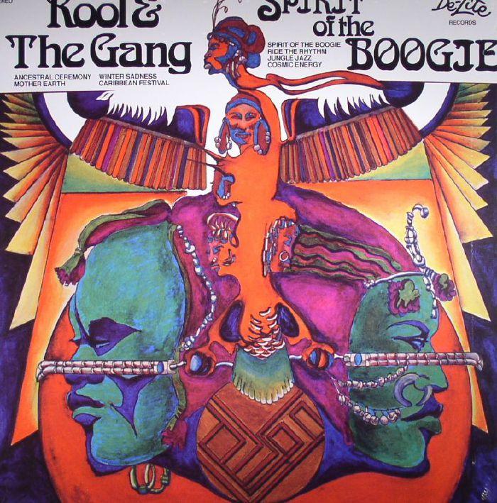 Spirit Of The Boogie, il più iconico album dei Kool & the Gang (1972)
