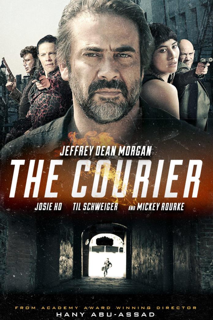 The Courier locandina