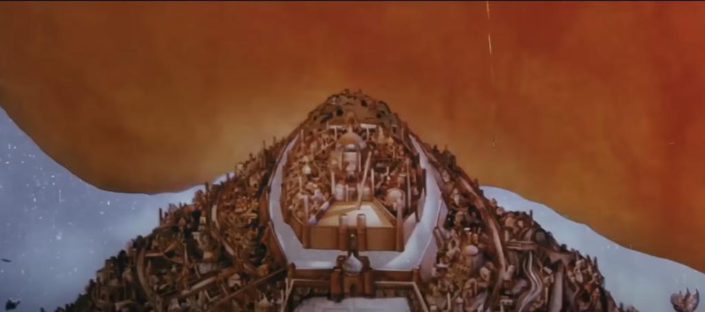 Screenshot dal trailer de Il ladro E Il Ciabattino