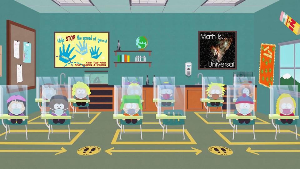 South Park: su Comedy Central sbarca uno speciale tutto da ridere