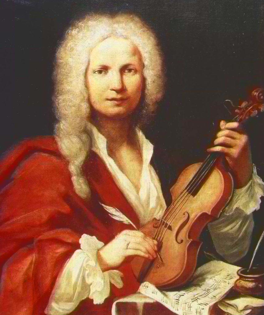 Ritratto di Antonio Vivaldi, autore anonimo