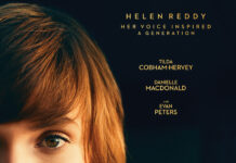 Locandina del film Helen Reddy I am woman