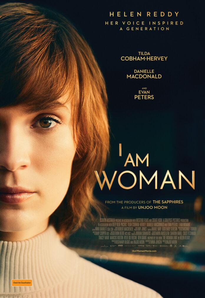 Locandina del film Helen Reddy I am woman