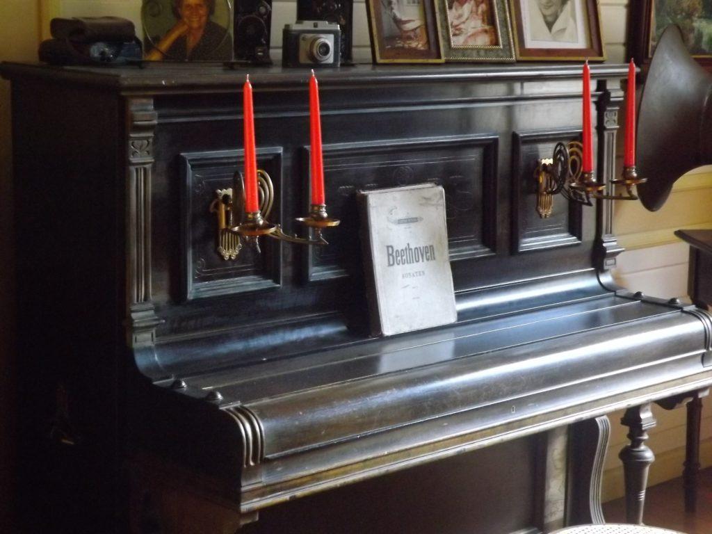 la resilienza di Ludwig Van Beethoven pianoforte
