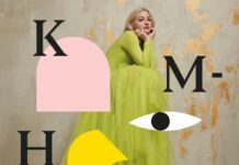 Kate Miller-Heidke, copertina di Child In Reverse