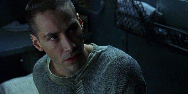 Matrix 4: ecco il nuovo taglio di capelli di Keanu Reeves