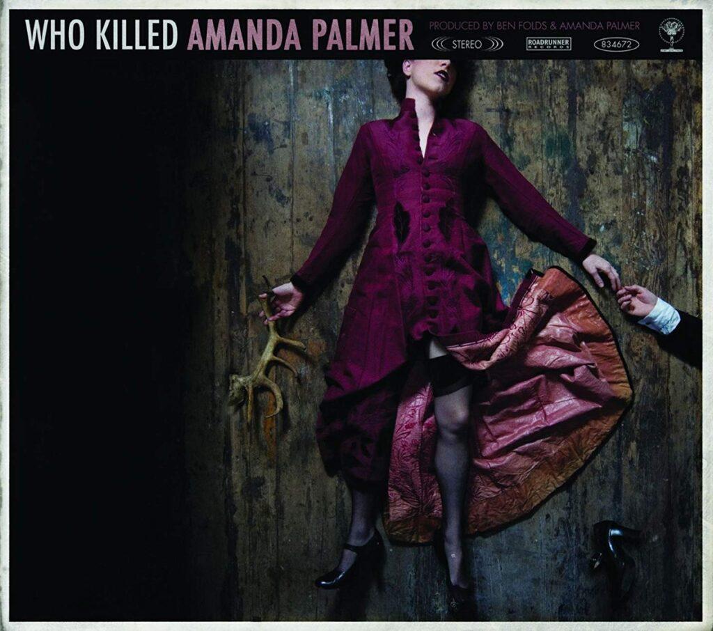 Copertina di Who Killed Amanda Palmer