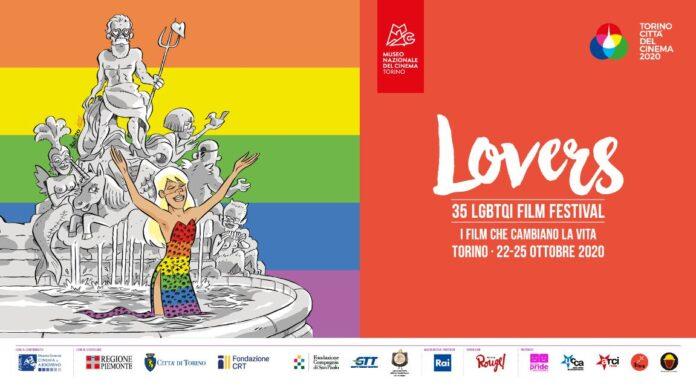 Lovers Film Festival 2020, locandina del fumettista Leo Ortolani - articolo di Loredana Carena