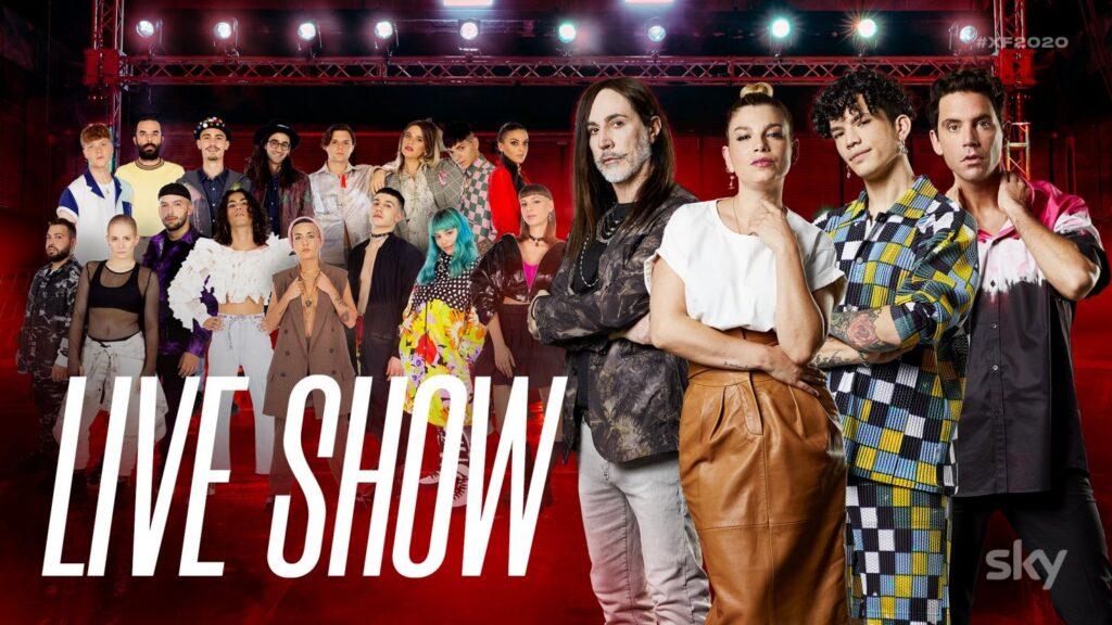 Live X Factor 14: prima puntata dedicata agli inediti