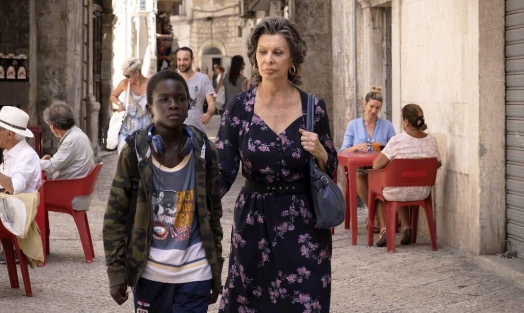 Netflix Novembre 2020 - Sofia Loren